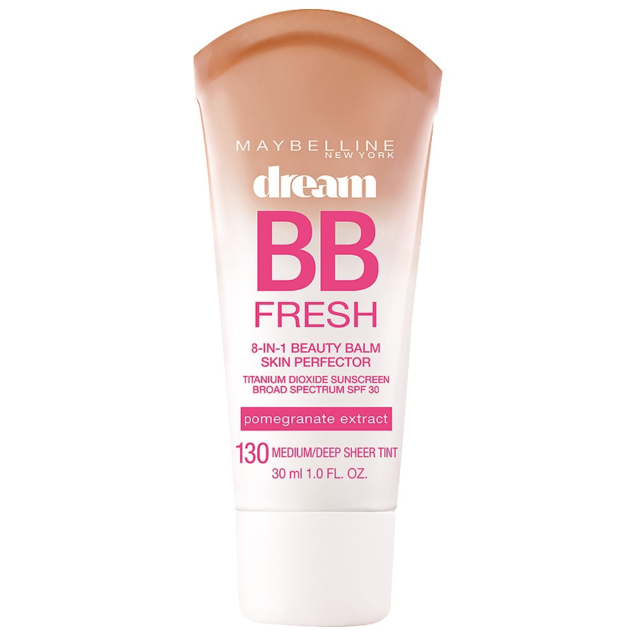 Maybelline Dream Fresh Bb Cream Medium Deep Walgreens