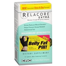 Relacore Extra Max Weight Loss Aid Tablets