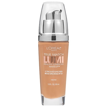 L'Oreal Paris True Match Lumi Healthy Luminous Makeup - 1 fl oz