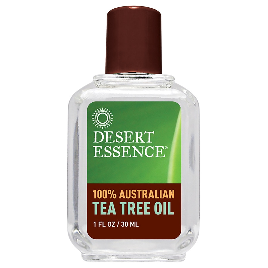 Desert Essence Tea Tree Oil Walgreens