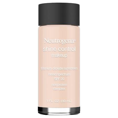 Neutrogena Shine Control Liquid Makeup SPF 20 - 1 fl oz