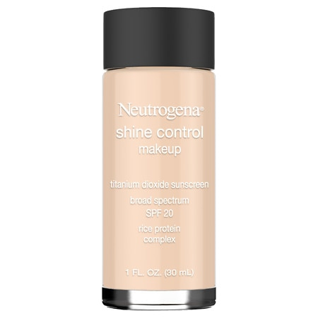 Neutrogena Shine Control Liquid Makeup, SPF 20 - 1 fl oz