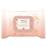 Aveeno Active Naturals Ultra-Calming Makeup Removing Wipes