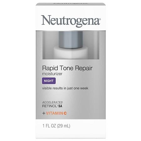 Neutrogena Rapid Tone Repair Night Moisturizer - 1 fl oz