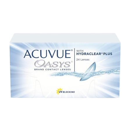 Acuvue Oasys 24 Pack - 1 Box
