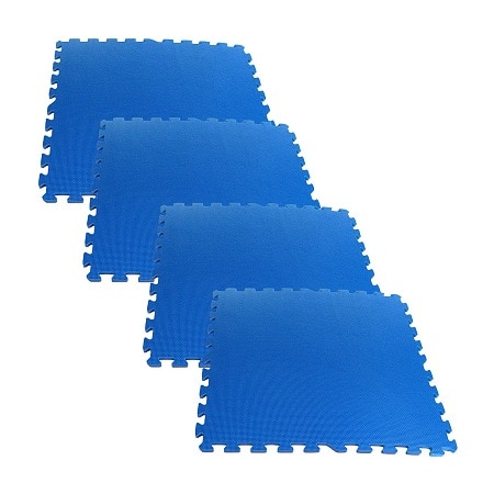 ADG Ultimate Comfort Blue Foam Flooring 4 pc - 1 ea