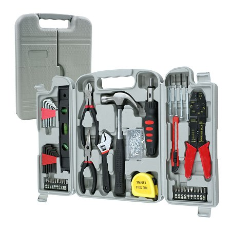 Click here for ADG 130 piece Hand Tool Set - 1 ea prices