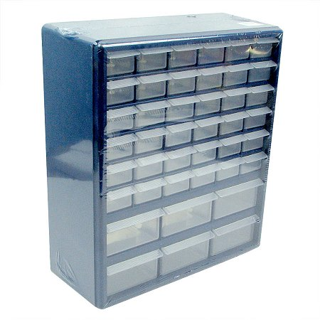 ADG Deluxe 42 Drawer Compartment Storage Box - 1 ea
