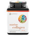 Youtheory Marine Collagen Enhanced Formula Tablets