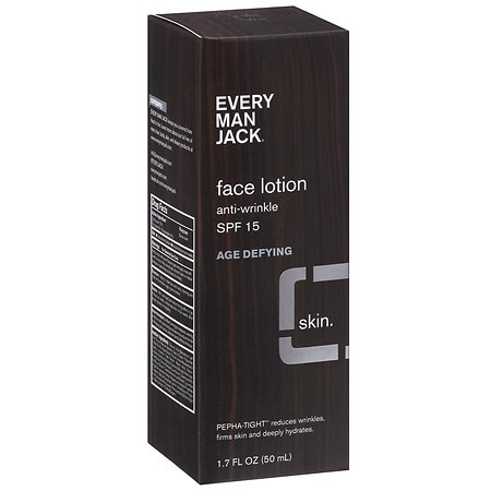 Every Man Jack Age Defying Face Lotion SPF 15