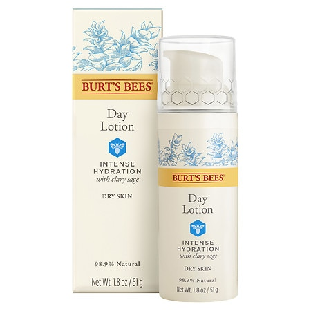 Burt's Bees Intense Hydration Day Lotion, Moisturizing - 1.8 oz.