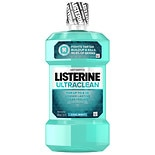 Listerine Ultra Clean Ultraclean Cool Mint Antiseptic Mouthwash Mint