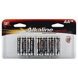 Walgreens Alkaline Supercell Batteries AA