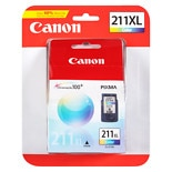 Canon Ink Cartridge 211 XL 211XL Color