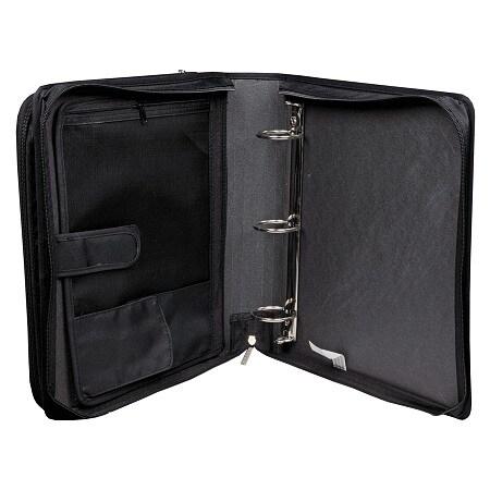 Mead zipper binders