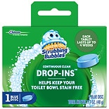 wag-Drop-Ins Toilet Cleaning Tablet with Scrubbing Bubbles