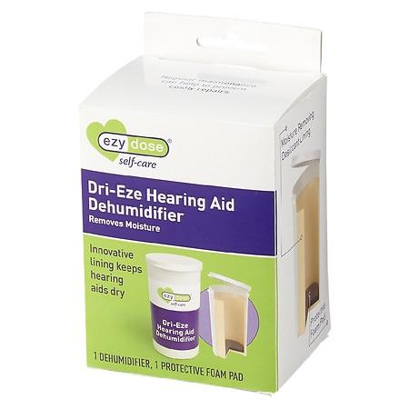 Acu-Life Dri-Eze Hearing Aid Dehumidifier - 1 ea