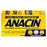 Anacin Pain Reliever Coated, Relief, Tablets