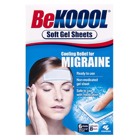 Be Koool Soft Gel Sheets for Kids Walgreens