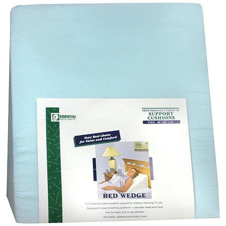 essential medical bed wedge 12 inches - Bed Wedge