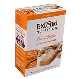 Extend Nutrition Snack Bars Peanut Delight