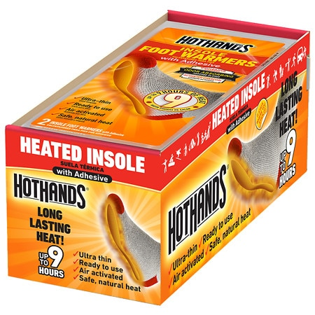 HotHands Insole Foot Warmers - 16 pr