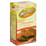 Metamucil Fiber Wafers Cinnamon