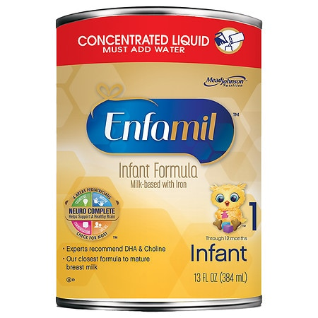 Enfamil Premium Lipil Infant Formula Concentrated Liquid - 13 oz.