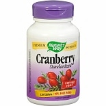 Nature's Way Cranberry Standardized Dietary Supplement Tablets