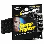 Bump Fighter Disposable Razors