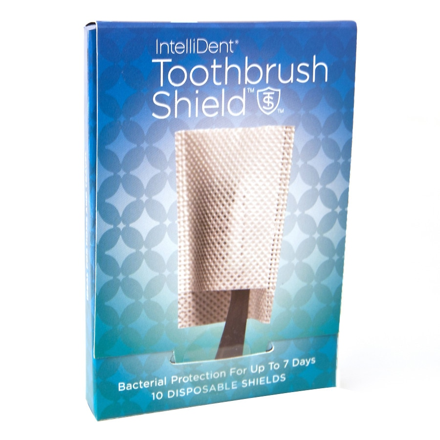 Toothbrush Covers Sanitizers Walgreens