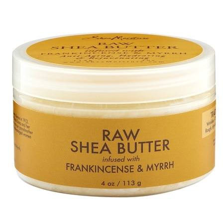 SheaMoisture Raw Shea Butter Infused with Frankincense & Myrrh - 4 oz.