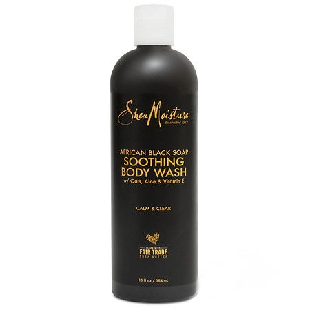 SheaMoisture African Black Soap Body Wash - 13 oz. ShopFest Money Saver