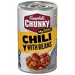Campbell's Chunky Chili with Bean Roadhouse Beef & Bean