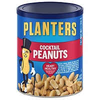 Deals on 2-Count Planters Cocktail Peanuts 16.0-Oz