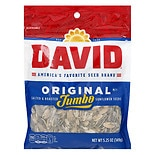 David Roasted & Salted Sunflower Seeds