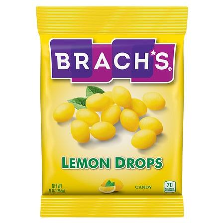 Brach's Hard Candy Lemon Drops - 9 oz.