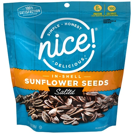 Nice! Sunflower Seeds