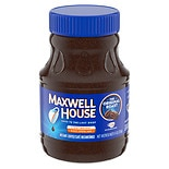 Maxwell House Instant Coffee Regular
