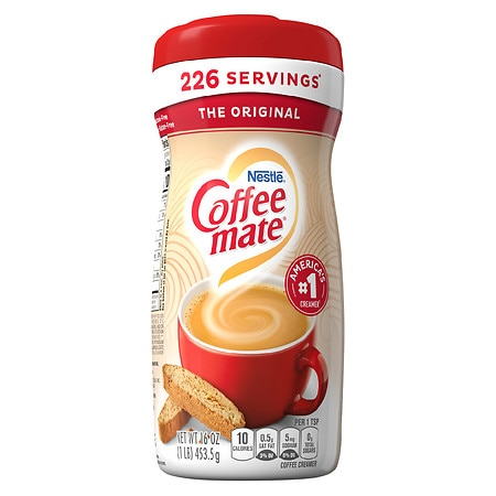 Coffee-mate Coffee Creamer Original - 16 oz.