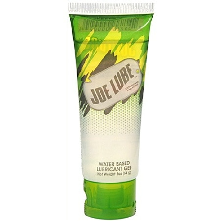 JOE LUBE Water Based Lubricant Gel
