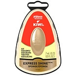 Kiwi Express Shine Instant Shoe Shine Sponge Neutral