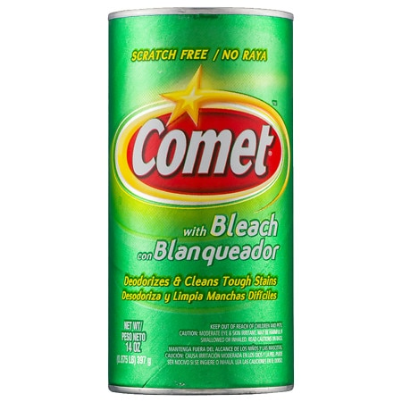 Comet Disinfectant Cleanser with Bleach