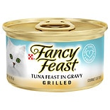 Fancy Feast Grilled Gourmet Cat Food Tuna Feast in Gravy