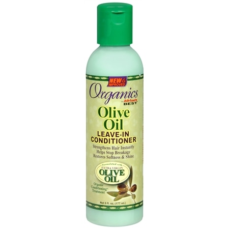 Africa's Best Organics Olive Oil Leave-in Conditioner