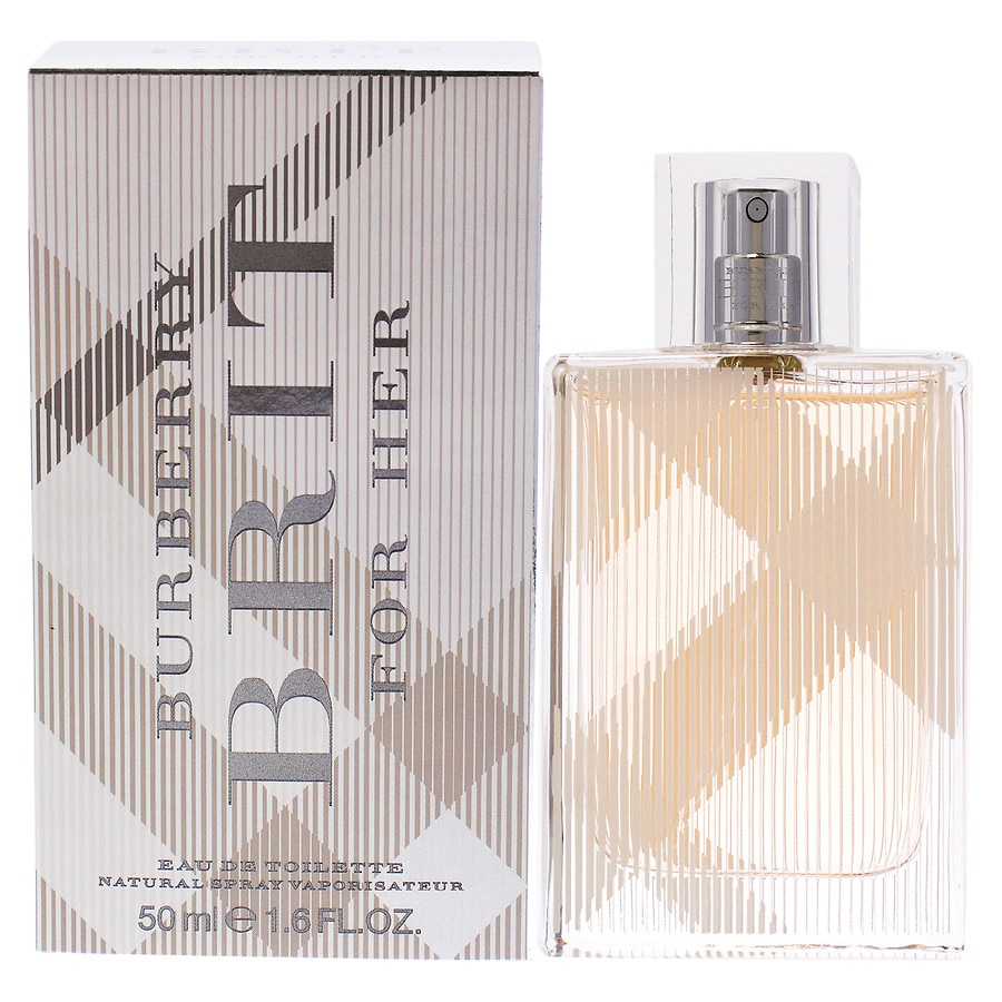 Burberry For De Natural Spray Women Eau Brit Toilette qVSUzMp