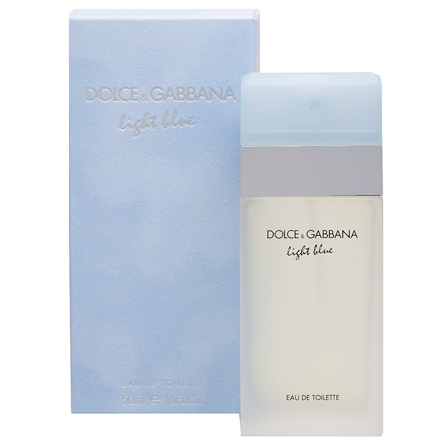 Dolce Gabbana Light Blue Eau De Toilette Spray Walgreens