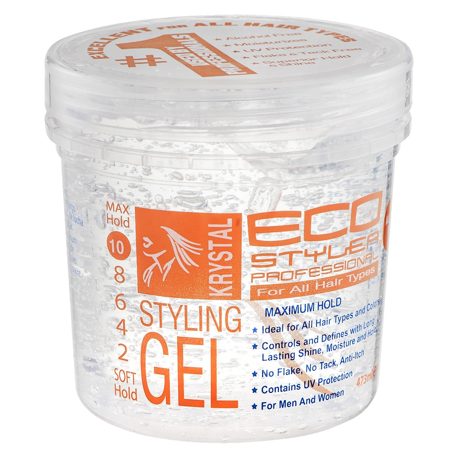 Hair Gel Styles: Eco Styler Hair Styling Gel