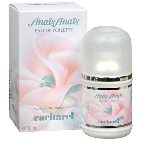Cacharel Anais Anais Eau de Toilette Natural Spray1 oz