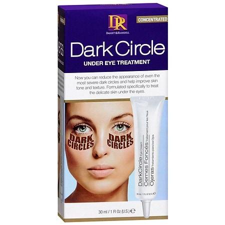 dark under eye treatment